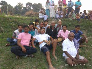 नवयूवक संघ रामपुर जलालपुर