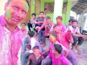 holi.2019  rampur jalalpur