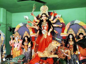 दुर्गा पूजा २०१९